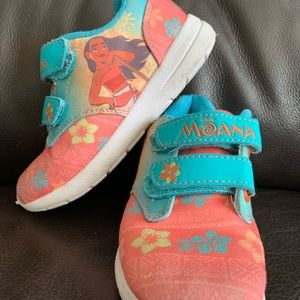 Disney Shoes - Moana Sneakers